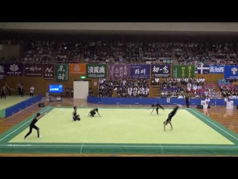 Hình ảnh trong video 2013年 男子新体操佐賀