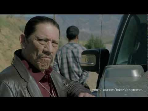 Sons of Anarchy Season 4 Extended Promo with Danny Trejo (HD), One minute Sons of Anarchy Season 4 promo with first look at Danny Trejo. The 90 minute premiere is on September 6th!