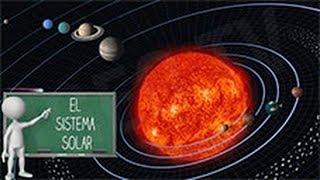 Sistema Solar Para Niños / Solar System For Kids [IGEO.TV