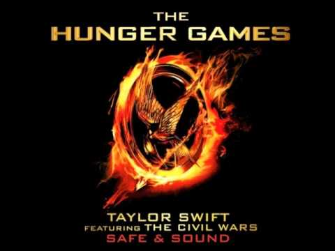 The Hunger Games Soundtrack - Safe & Sound - Taylor Swift ft. The Civil Wars OFFICIAL