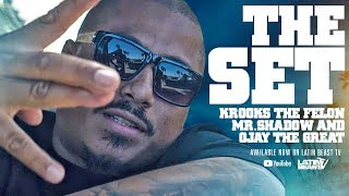 Krooks The Felon   Mr. Shadow   Ojay The Great - The Set (Official Music Video)