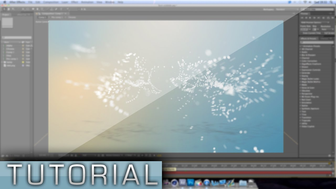 how to use transitions in after effects