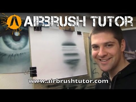 Airbrush effects