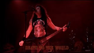 KREATOR - Death To The World Dying Alive DVD)