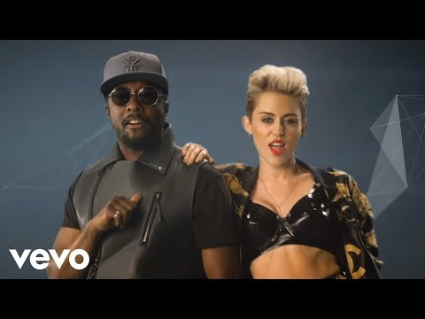will.i.am - Feelin' Myself f. Miley Cyrus, French Montana & Wiz Khalifa,