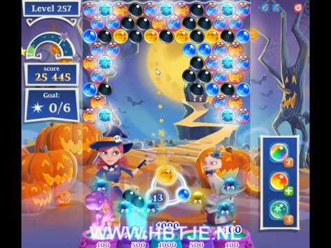 Bubble Witch Saga 2 level 257