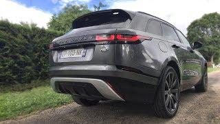 Range Rover Velar 2.0 D 240 SE R-Dynamic, LE MEILLEUR ? (Essai Fr)