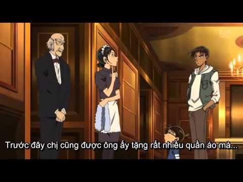 [Vietsub] Detective Conan 714 Hattori Heiji và biệt thự ma cà rồng (phần 2)