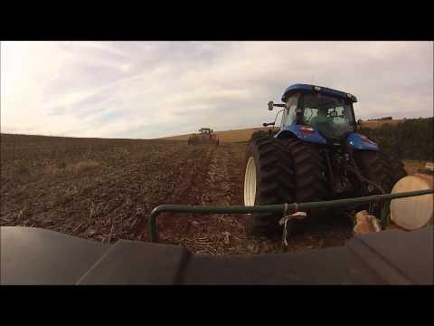 Plantio de soja 2014/2015 GoPro Assaí Pr