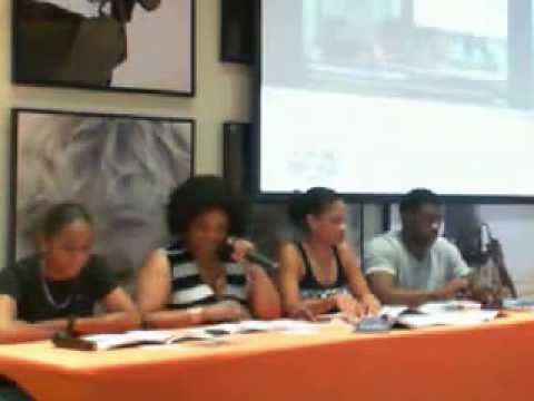 #ViralMovements Press Conference - Freeport, Bahamas
