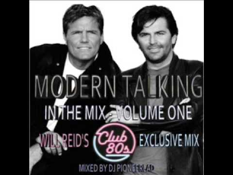 MODERN TALKING - IN THE MIX (Volume One) @ CLUB 80's
