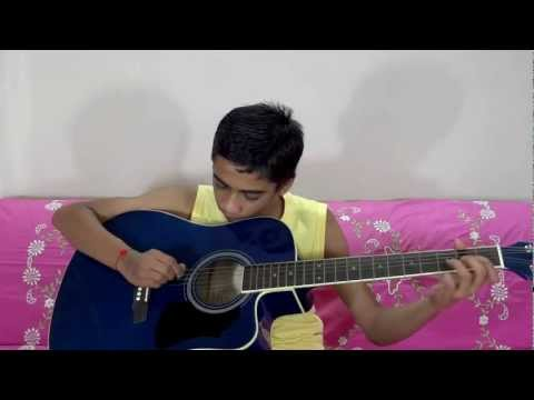 Pani Da Rang Guitar (Chords) - Vicky Donor.