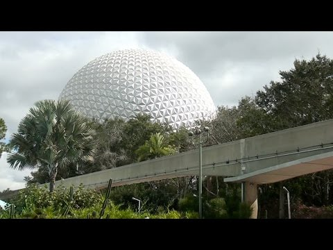 Andy & His Nieces Take On EPCOT (With EPCOT Facts/Figures)