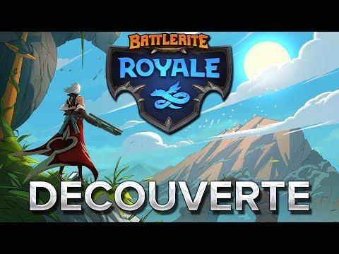 Battlerite Royale #1 : Découverte !