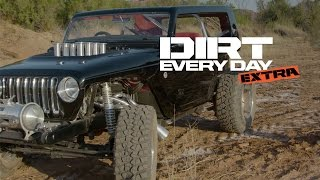Quicksand Concept Jeep - Dirt Every Day Extra. MotorTrend.