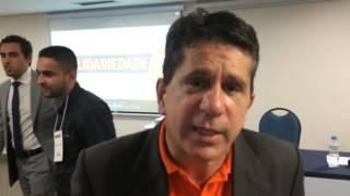 Presidente Estadual do Solidariedade lança campanha de filiação