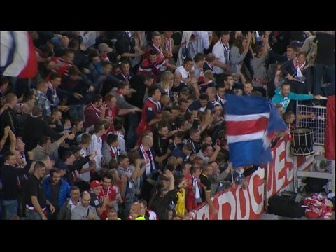 LOSC Lille - AS Saint-Etienne (1-0) - Highlights (LOSC - ASSE) - 2013/2014
