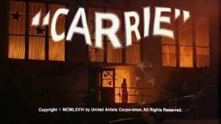 Carrie (1976) Original Trailer