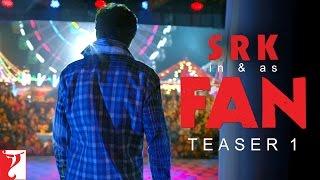 Fan Movie Teaser Shahrukh Khan