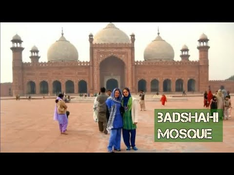 Pakistan: Badshahi Mosque