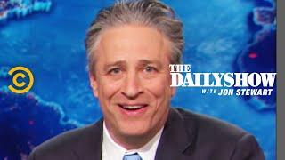 Daily Show: Congressional Spree-Man