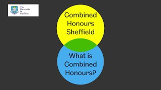 What is a Combined Honours degree? - Video