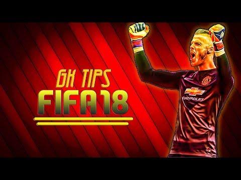 FIFA 18 Pro Clubs - GK TIPS - 1v1's (Ep 2)