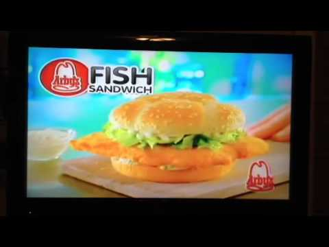 Arby 39 s fish sandwich commercial 2012 fail youtube for Arby s fish sandwich