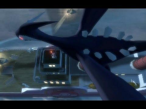 Pokemon XD Gale Of Darkness Walkthrough 01 - The Orre Region