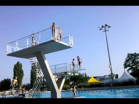 Wasserspringen-5 Meter Romanshorn