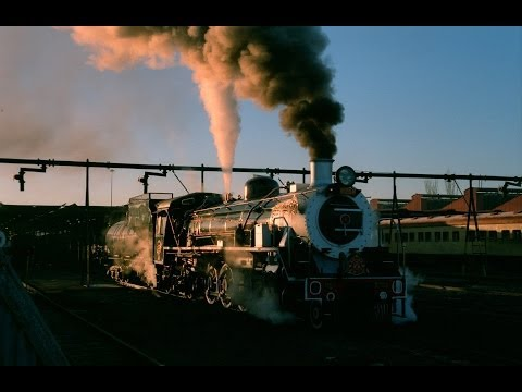South African Steam: Rovos Rail Reminiscences Part 2