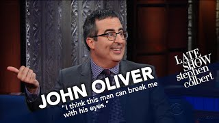 John Oliver: The Don Jr. Scandal Is Something (If Something Means Anything)