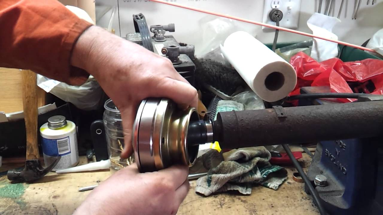Bad  2002 Jeep Liberty Front Drive Shaft New Cv Joint