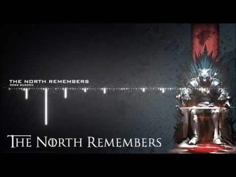 Game of Thrones Season 4 Soundtrack - The North Remembers (Original Composition)