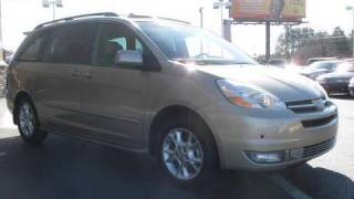 2004 Toyota Sienna Limited Start Up, Engine, and In Depth Tour videos