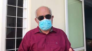 Morre pastor Carlos Maciel da ADBRAS em Santana do Ipanema