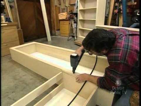 Para hacer un librero youtube for Como hacer una puerta de madera