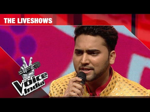 Md Danish - Performance - The Liveshows Episode 21 - February 18, 2017 - The Voice India Season2