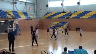 """Federation Cup among women's teams: """"SCYSS"""" - """"Astana Tigers youth"""""""