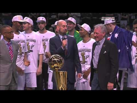 San Antonio Spurs - 2014 NBA Champions - A Year to Remember