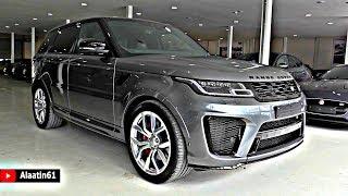 Range Rover Sport SVR 2019 NEW FULL Review Interior Exterior Infotainment