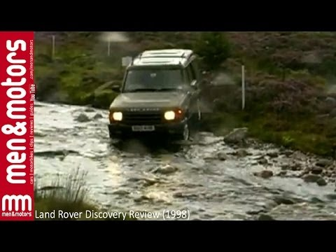 Land Rover Discovery Review (1998)