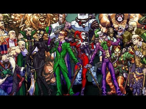 Top 10 Greatest Batman Villains, dsds