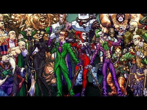 Top 10 Greatest Batman Villains, dsds