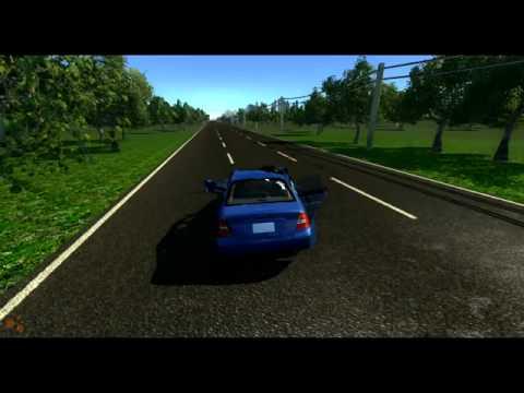 Beam NG DRIVE   Жесткие лобовые столкновения