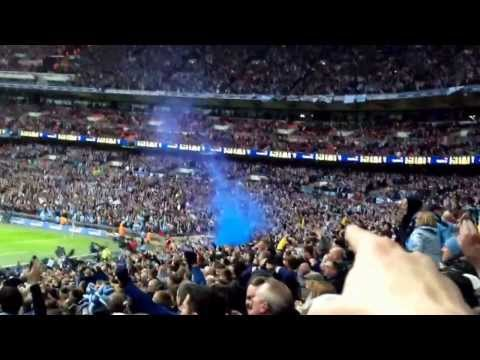 Yaya Touré league cup final goal 2014 - Manchester City vs Sunderland