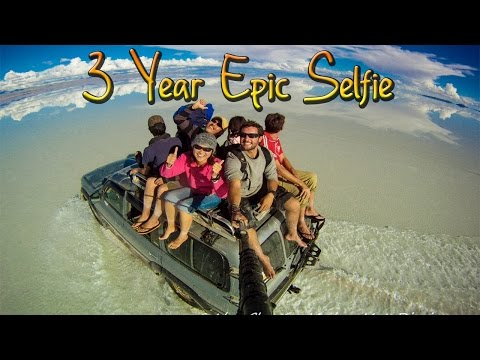 Thumbnail of video Around the World in 360°