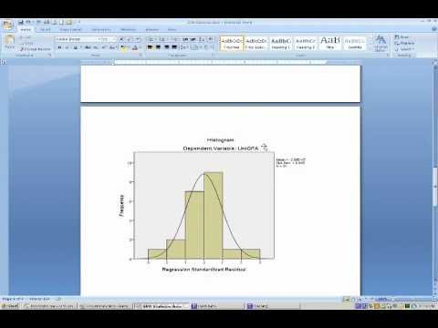 Using Multiple Regression to Make Predictions