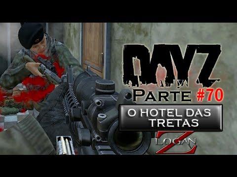 DayZ SA - O Hotel das Tretas