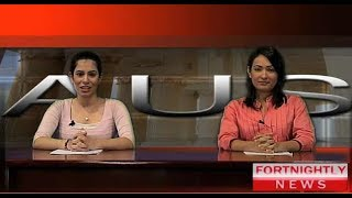 Fortnightly News with Raghad Al Ani and Farha Moon